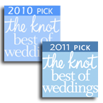 the knot, wedding partner